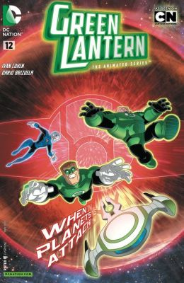 Green Lantern: The Animated Series #12 (NOOK Comics with Zoom View)
