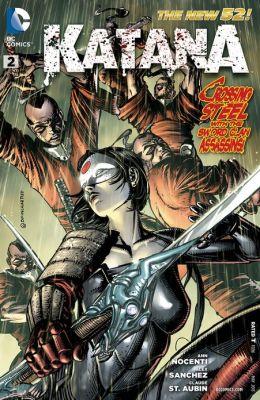 Katana #2 (NOOK Comics with Zoom View)
