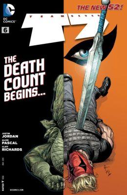 Team 7 #6 (2012- ) (NOOK Comics with Zoom View)