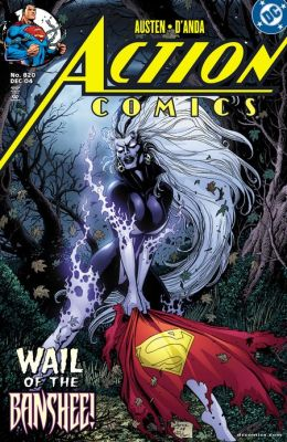 Action Comics #820 (1938-2011) (NOOK Comics with Zoom View)