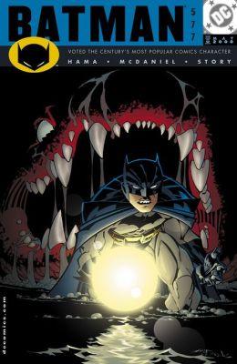 Batman #577 (1940-2011) (NOOK Comics with Zoom View)