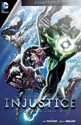 Injustice: Gods Among Us #10 (NOOK Comics with Zoom View)