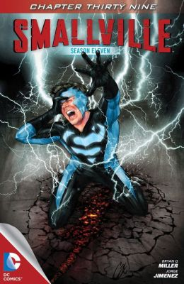 Smallville Season 11 #39 (NOOK Comics with Zoom View)