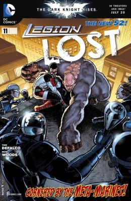 Legion Lost #11 (2011- ) (NOOK Comics with Zoom View)
