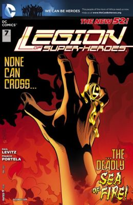 Legion of Super-Heroes #7 (2011- ) (NOOK Comics with Zoom View)