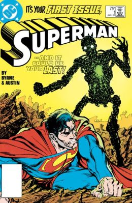 Superman #1 (1987-2006) (NOOK Comics with Zoom View)