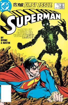 Superman #1 (1987-2006) (NOOK Comics with Zoom View)