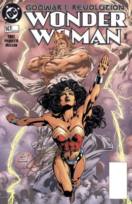 Wonder Woman #147 (1987-2006) (NOOK Comics with Zoom View)