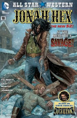 All Star Western #18 (2011- ) (NOOK Comics with Zoom View)