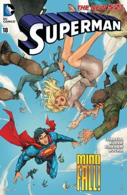 Superman #18 (2011- ) (NOOK Comics with Zoom View)