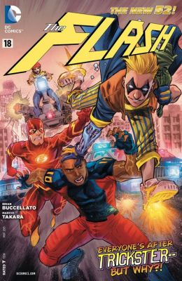 The Flash #18 (2011- ) (NOOK Comics with Zoom View)
