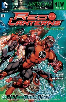 Red Lanterns #13 (2011- ) (NOOK Comics with Zoom View)