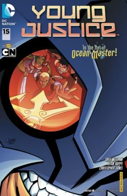 Young Justice #15 (2011- ) (NOOK Comics with Zoom View)