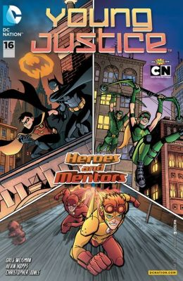 Young Justice #16 (2011- ) (NOOK Comics with Zoom View)