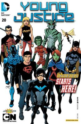 Young Justice #20 (2011- ) (NOOK Comics with Zoom View)