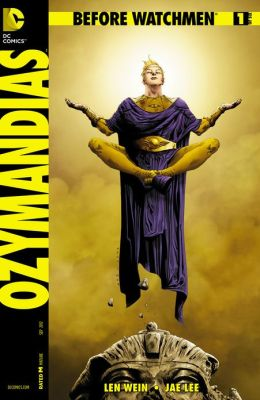 Before Watchmen: Ozymandias #1 (NOOK Comics with Zoom View)