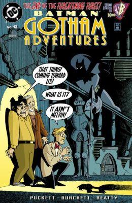 Batman: Gotham Adventures #13 (NOOK Comics with Zoom View)