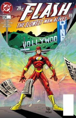 The Flash #124 (1987-2009) (NOOK Comics with Zoom View)