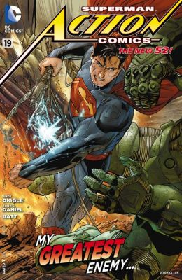 Action Comics #19 (2011- ) (NOOK Comics with Zoom View)