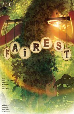 Fairest #14 (NOOK Comics with Zoom View)