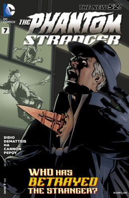 Phantom Stranger #7 (2012- ) (NOOK Comics with Zoom View)