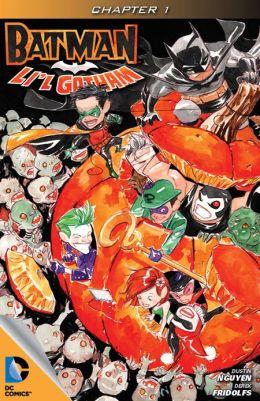 Batman: Li'I Gotham #1 (NOOK Comics with Zoom View)