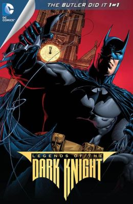 Legends of the Dark Knight #1 (2012- ) (NOOK Comics with Zoom View)