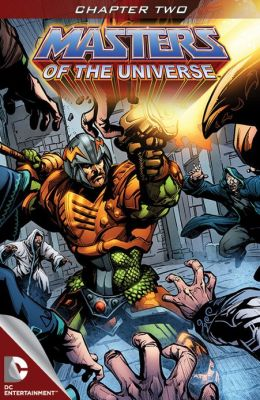Masters of the Universe #2 (NOOK Comics with Zoom View)