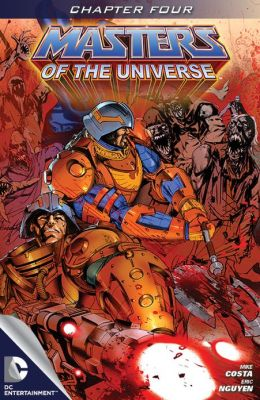 Masters of the Universe #4 (NOOK Comics with Zoom View)