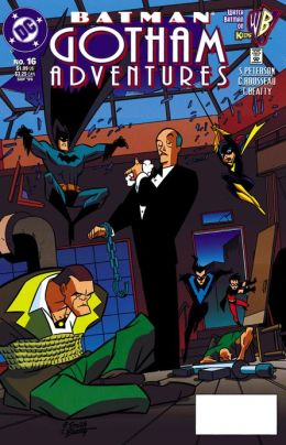Batman: Gotham Adventures #16 (NOOK Comics with Zoom View)