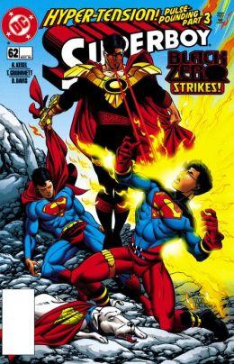 Superboy #62 (1994-2002) (NOOK Comics with Zoom View)
