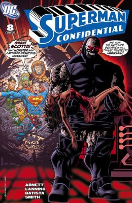 Superman: Confidential #8 (NOOK Comics with Zoom View)