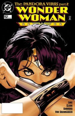 Wonder Woman #152 (1987-2006) (NOOK Comics with Zoom View)