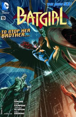 Batgirl #19 (2011- ) (NOOK Comics with Zoom View)