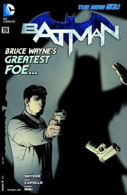 Batman #19 (2011- ) (NOOK Comics with Zoom View)