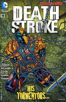 Deathstroke #19 (2011- ) (NOOK Comics with Zoom View)