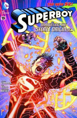 Superboy #19 (2011- ) (NOOK Comics with Zoom View)
