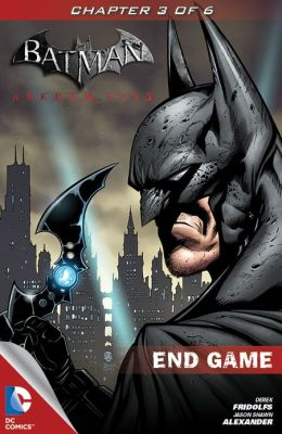 Batman: Arkham City: End Game #3 (NOOK Comics with Zoom View)