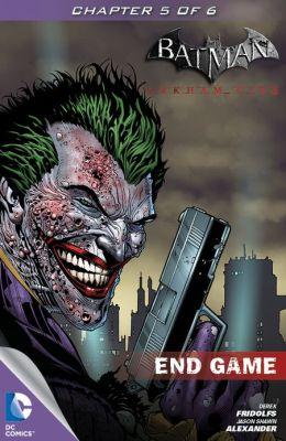Batman: Arkham City: End Game #5 (NOOK Comics with Zoom View)