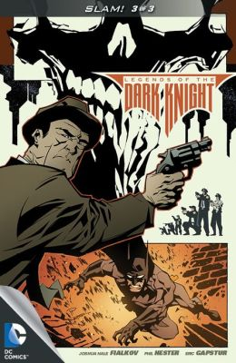 Legends of the Dark Knight #13 (2012- ) (NOOK Comics with Zoom View)