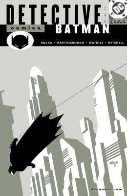 Detective Comics #745 (1937-2011) (NOOK Comics with Zoom View)