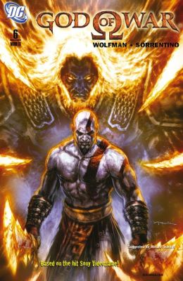 God of War #6 (NOOK Comics with Zoom View)
