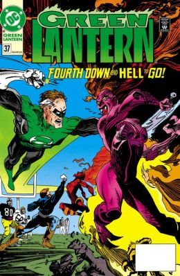Green Lantern #37 (1990-2004) (NOOK Comics with Zoom View)