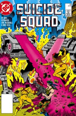Suicide Squad #23 (1987-1992, 2010) (NOOK Comics with Zoom View)