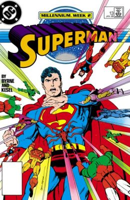 Superman #13 (1987-2006) (NOOK Comics with Zoom View)