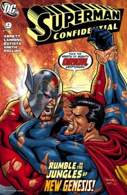 Superman: Confidential #9 (NOOK Comics with Zoom View)