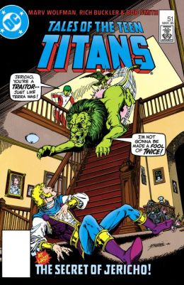 Tales of the Teen Titans (1984-1988) #51 (NOOK Comics with Zoom View)