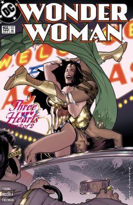 Wonder Woman #155 (1987-2006) (NOOK Comics with Zoom View)