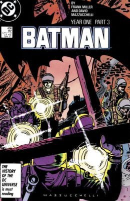 Batman #406 (1940-2011) (NOOK Comics with Zoom View)