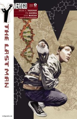 Y: The Last Man #1 (NOOK Comics with Zoom View)
